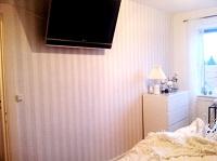 Tapet i værelse 200px